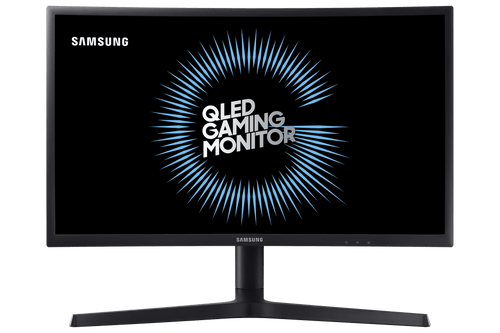 Gaming Curved Monitor QLED