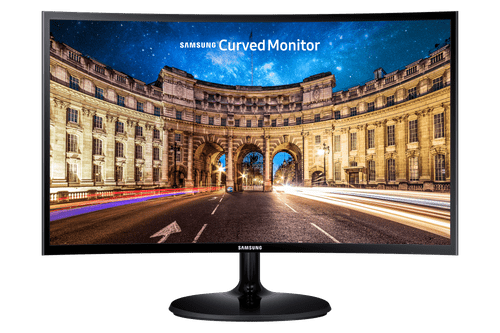Full HD Monitor Curvo