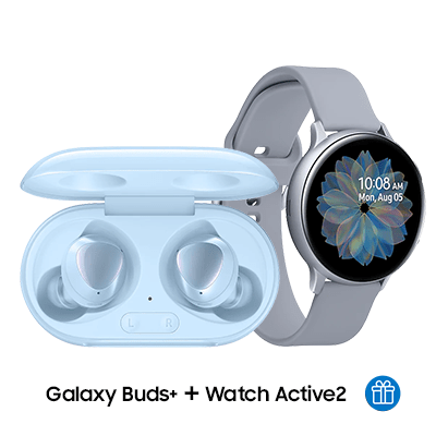 Combo Galaxy Watch Active2