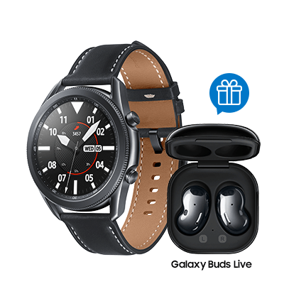 Combo Galaxy Watch3 45mm BT