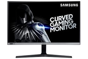 Curved Gaming Monitor with 240Hz Refresh Rate
